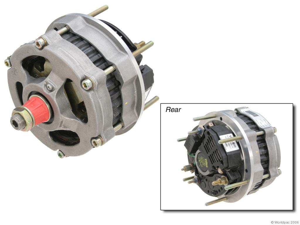 New Valeo Alternator - 55 Amp