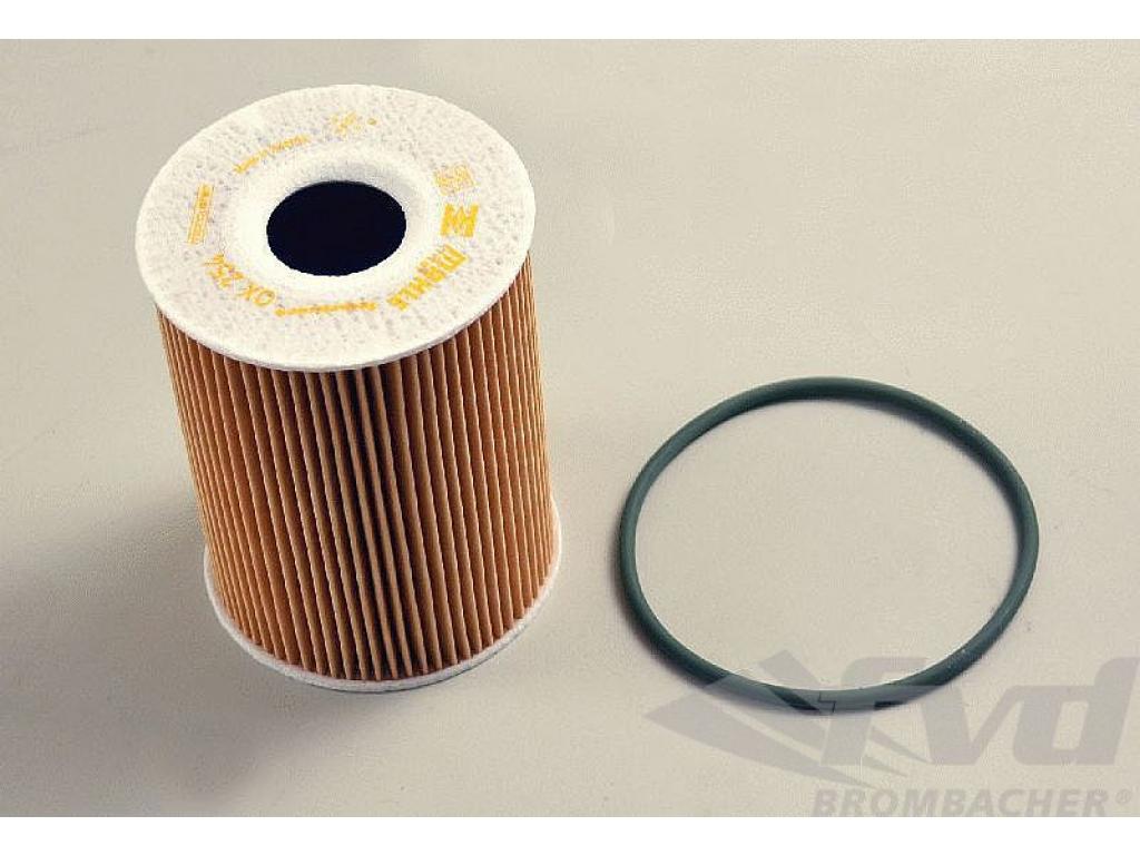 short + long filter Porsche 993 Oil Öl Filter Set