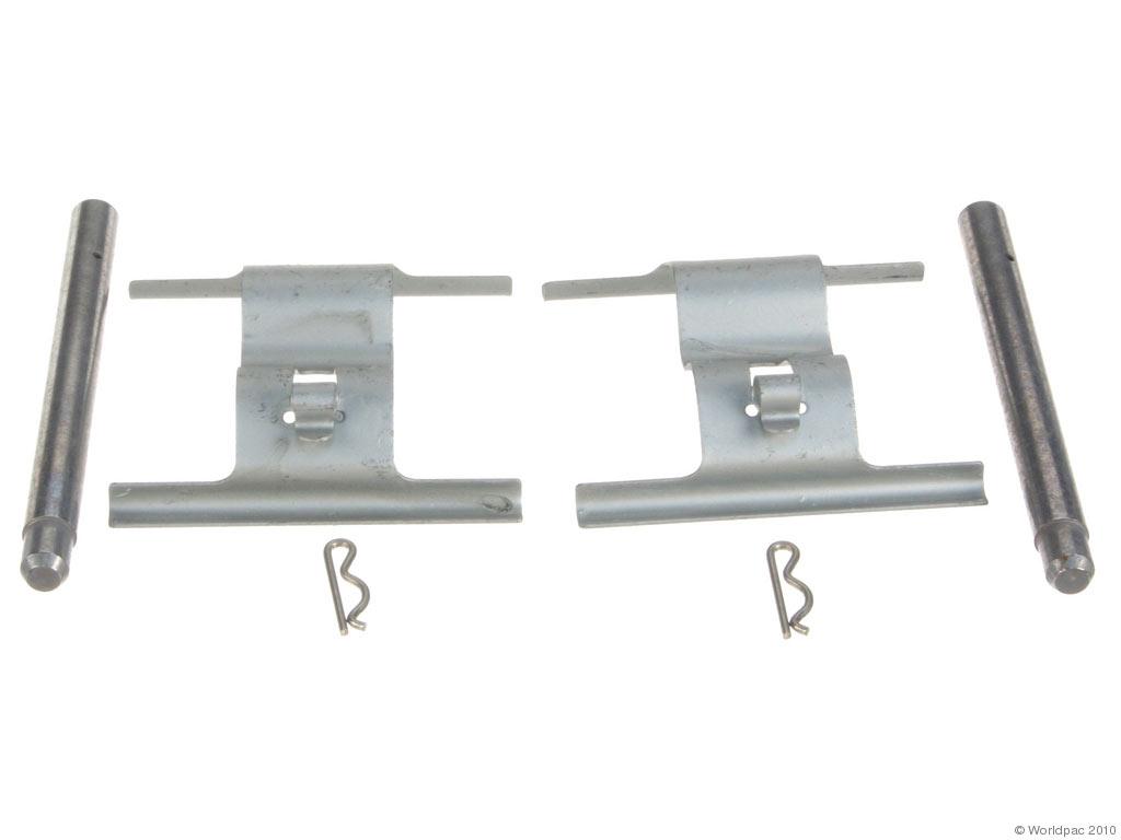 Porsche 914-6 rear brake caliper hardware kit at last 914352923AAA