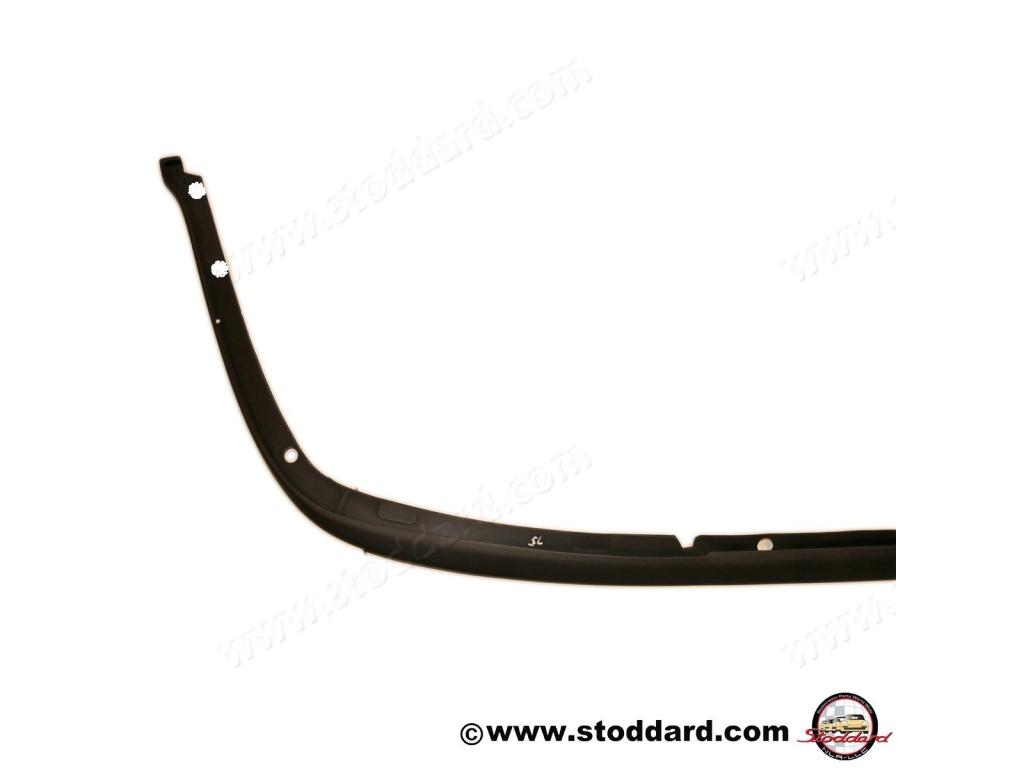 Sealing Strip 964 - Front Bumper - Narrow Body - Satin Black