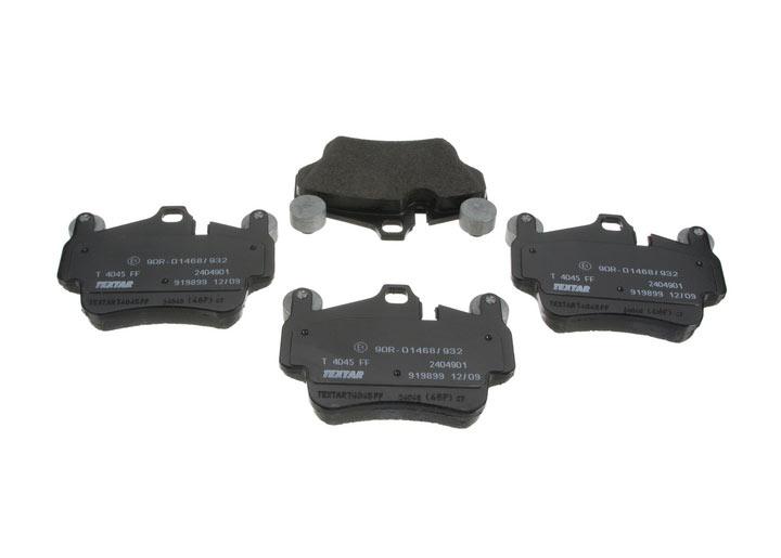 Textar Brake Pad Set (oem)