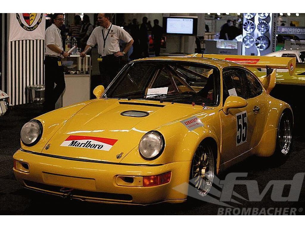 Porsche 993 Wide Body Kit Results
