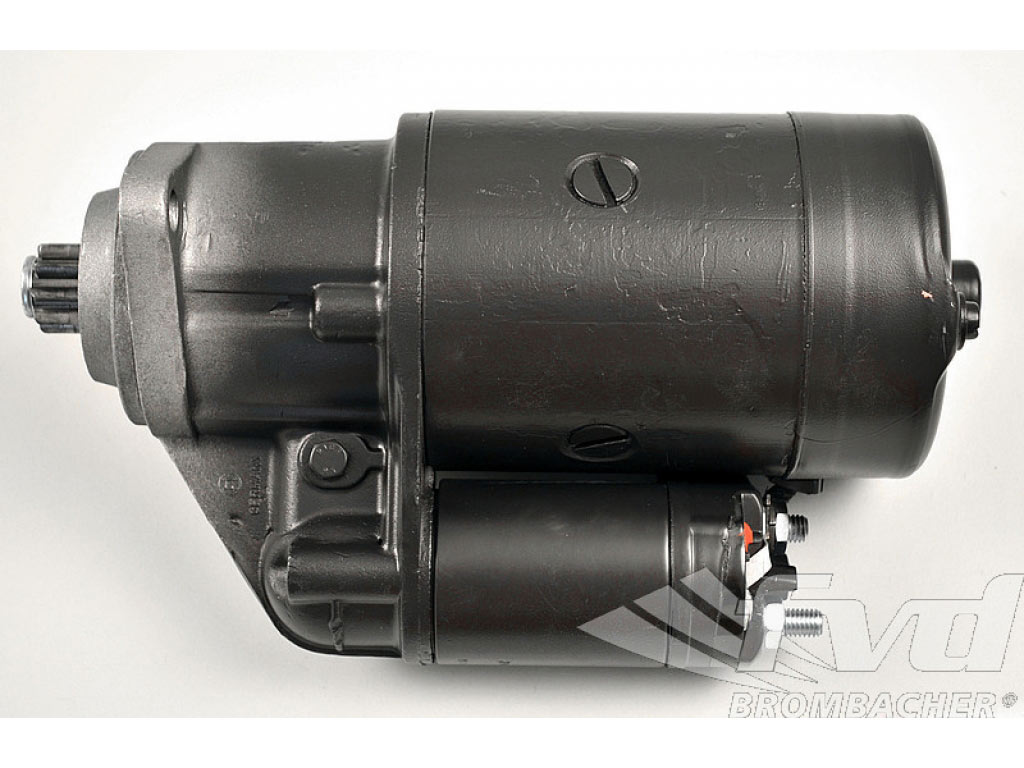 Starter 911 / 914-6 / 930 1970-89 - Remanufactured - With Core ...