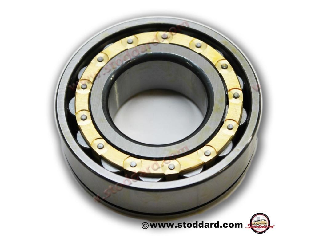 porsche boxster intermediate shaft bearing results