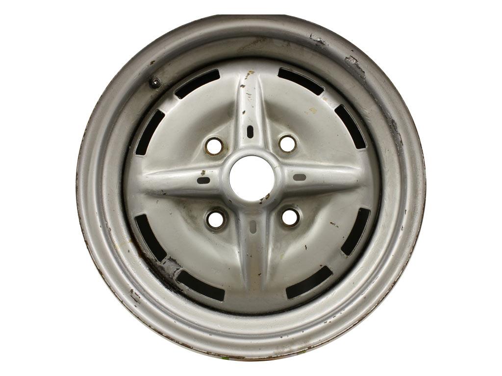 Steel Wheel 5.5 X 15